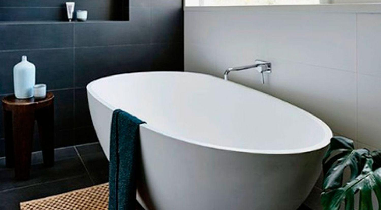 12 ideas para decorar tu baño en blanco y negro - SOCIMOBEL ...